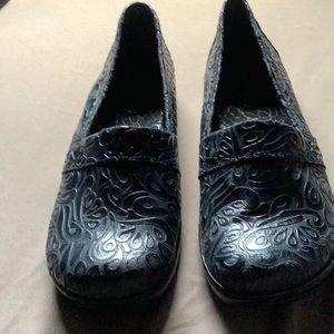 Navy Blue Born Shoes